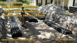 Septic Tank Draining Service Polk County
