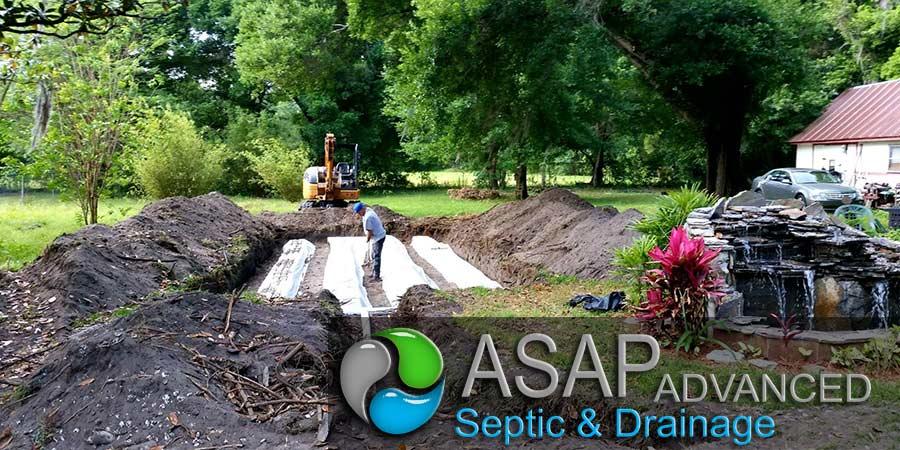 Drain Field Install Company