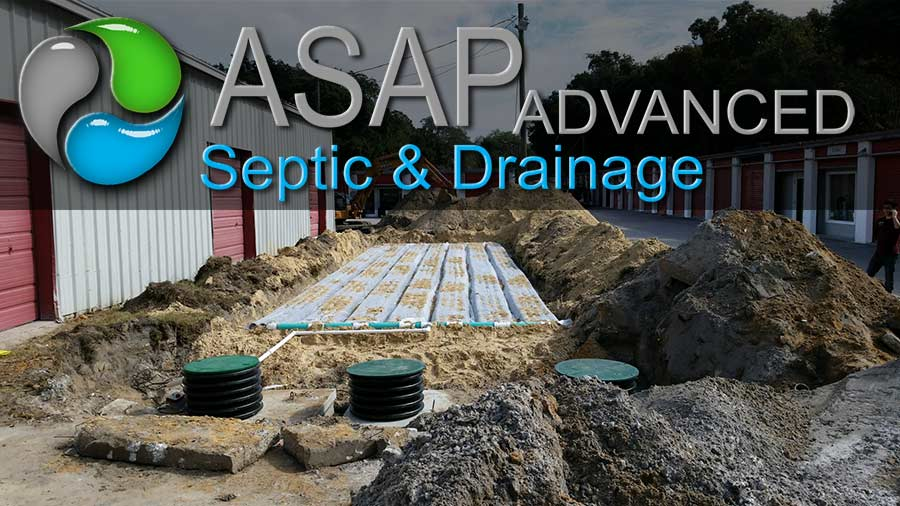 Sewage Tank