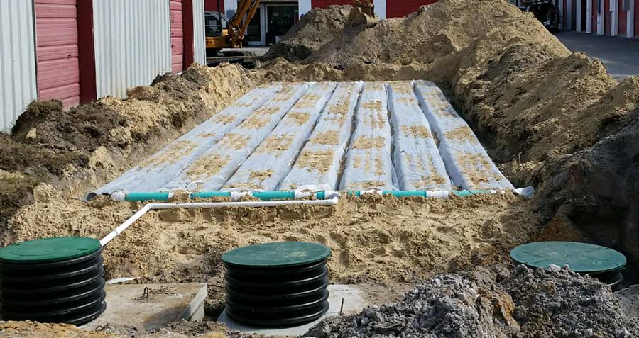 Septic System Company Service