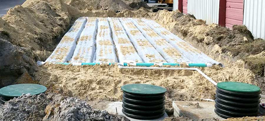 Sewage Tank Pumping Service