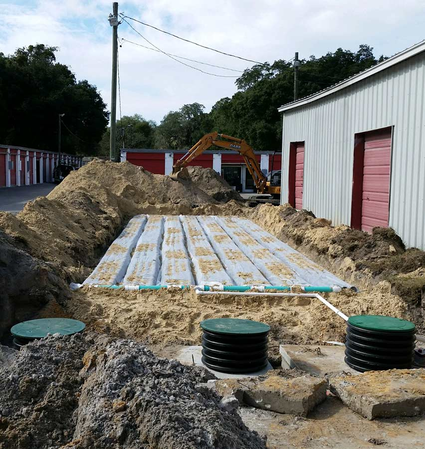 Drain Field Inspection Contractor