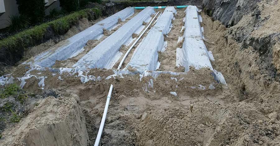 Drain Field Repair Contractor